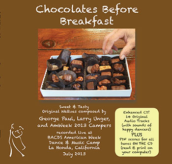 Cover of Chocolates Before Breakfast CD