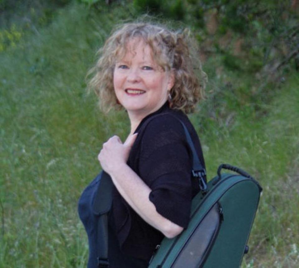 Susan Worland, fiddler